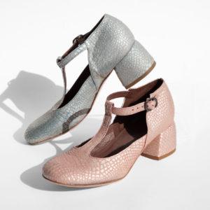 La-Strada-Chaussures-Babies-bleu-rose-Collection-2021