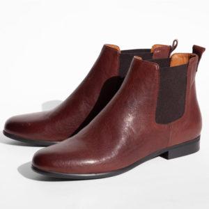 La-Strada-Chaussures-Carouge-Bottine-Femme