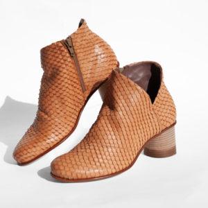 La-Strada-Chaussures-Bottine-Cuir